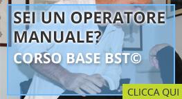 Sei un operatore manuale?